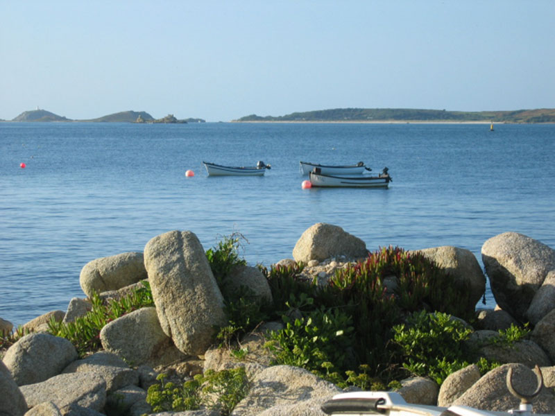 Round Islands and St Martins Isles of Scilly